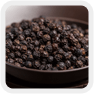 Wild black pepper